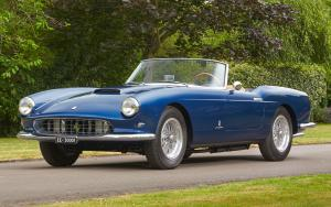 Ferrari 250 GT Cabriolet (Open Headlights)